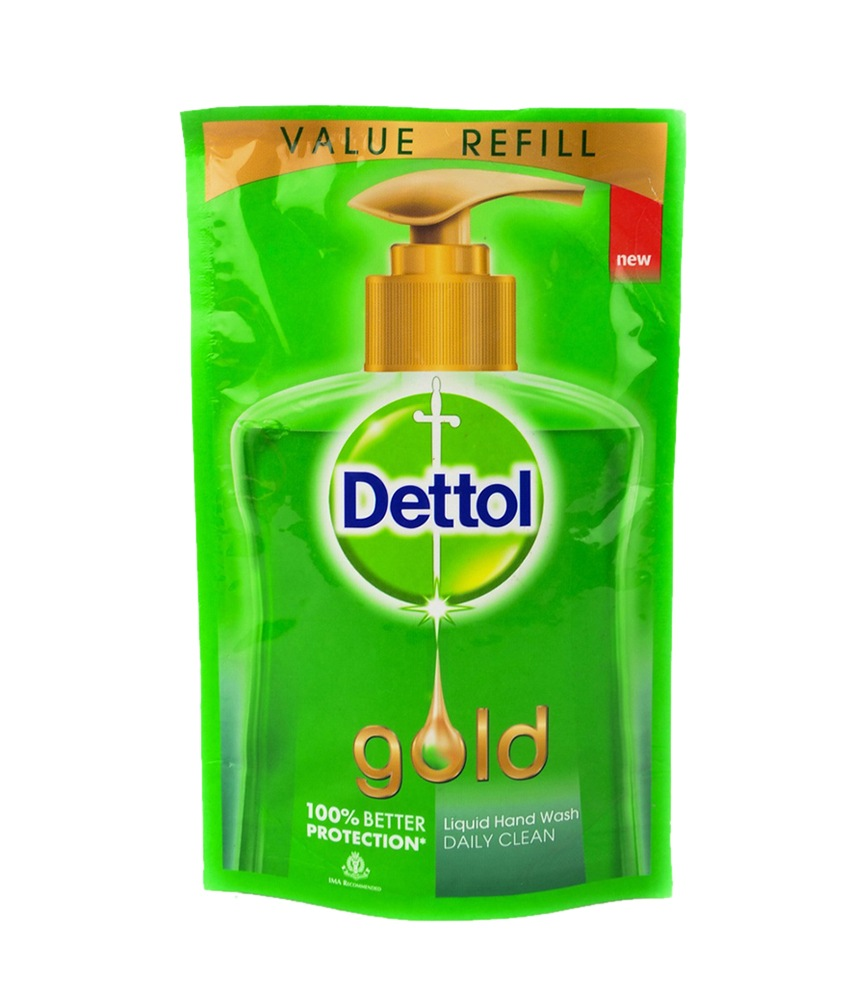 Dettol Gold Liquid Hand Wash Daily Clean