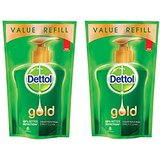 Dettol Gold Liquid Hand Wash Daily Clean Pack of 2