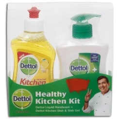 Dettol Healthy Kitchen Kit