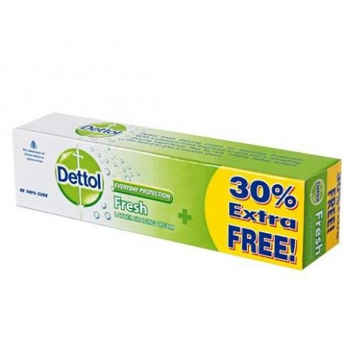 Dettol Lather Shaving Cream Fresh