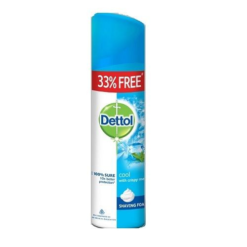 Dettol Shaving Foam Cool
