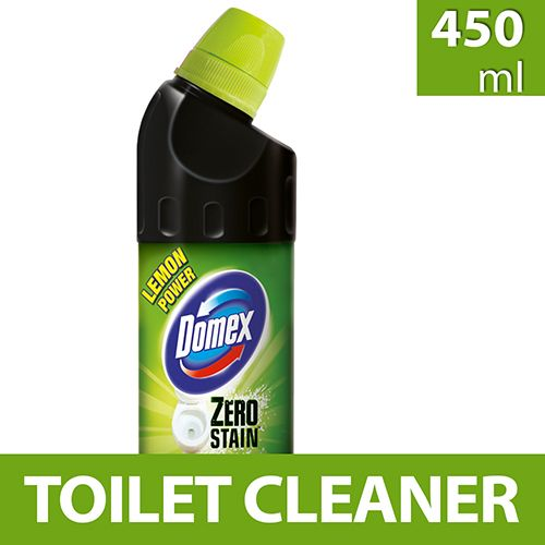 Domex Zero Stain Lemon Power Toilet Cleaner