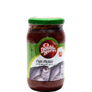 Double horse Pickle Fish