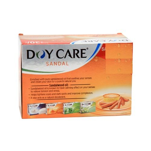 Doy Care Bathing Soap Sandal