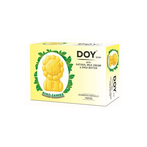 Doy Care Kids Soap Samba with Natural Milk and Shea Butter