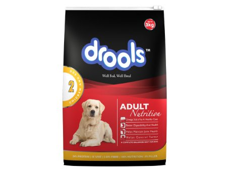 Drools Complete Nutrition for Adult Chicken and Rice