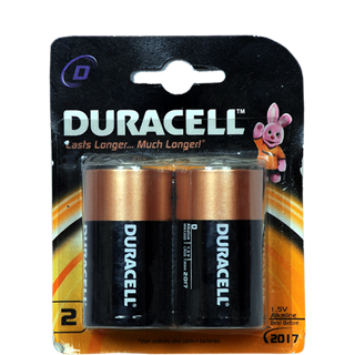 Duracell 1 5 V Alkaline Battery