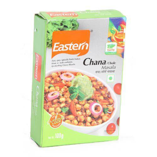 Eastern Masala Chana Chole