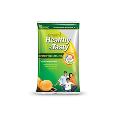 Emami Healthy and Tasty  Refined Vegetable Oil