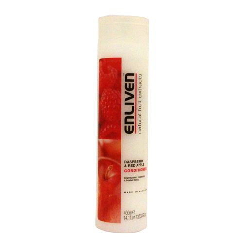 Enliven Fruit Conditioner Raspberry and Red Apple