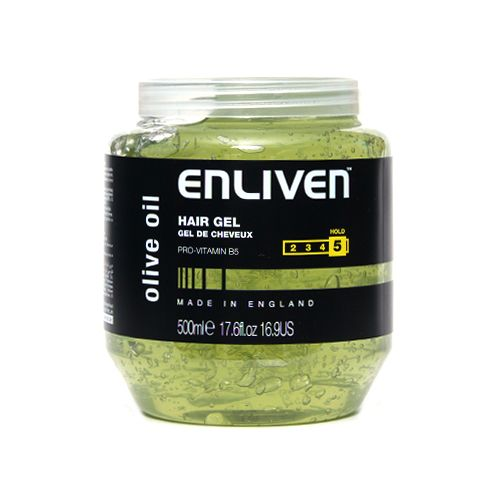 Enliven Hair Gel Olive Oil