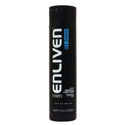 Enliven Mens 2 in1 Shampoo Original