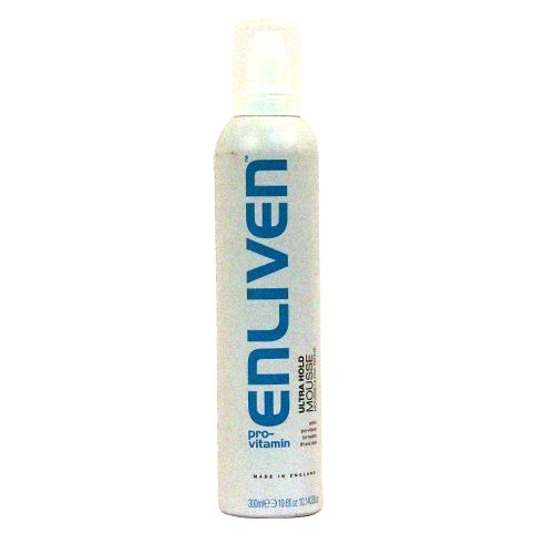 Enliven Pro V Ultimate Hold Hair Spray Mousse
