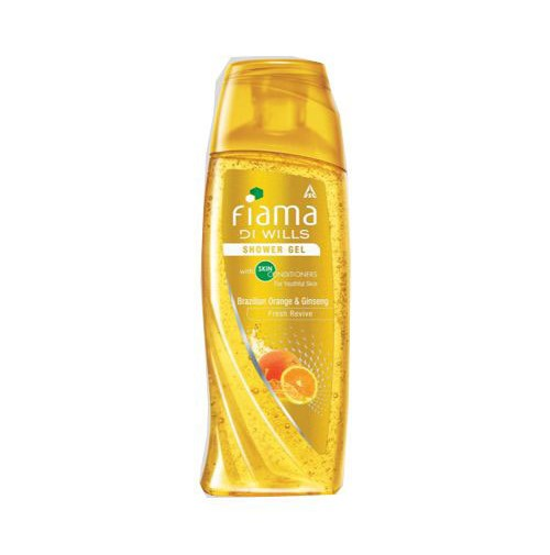 Fiama Di Wills Shower Gel Brazilian Orange and Ginseng Pure Rio Splash