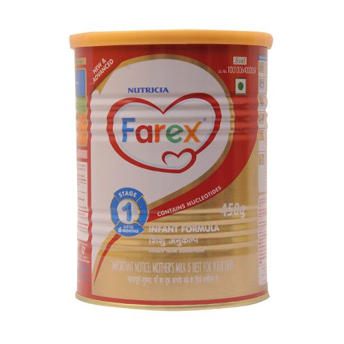Farex Infant Formula Step1Infant Milk Substitute
