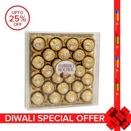 Ferrero Rocher Chocolate 24pcs