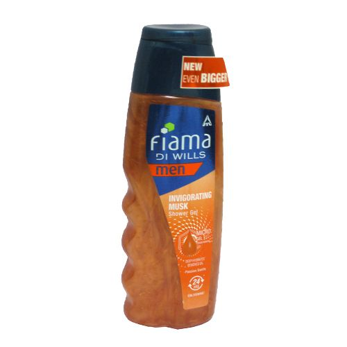 Fiama Di Wills Shower Gel Invigorating Musk