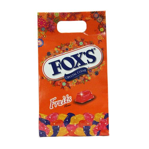 Foxs Crystal Clear Fruit Flavor