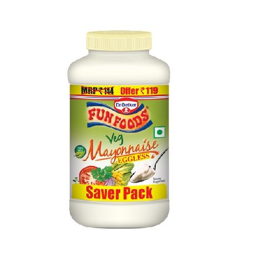 Fun Foods Mayonnaise Veg
