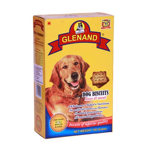Glenand Dog Biscuits Liver and Meat