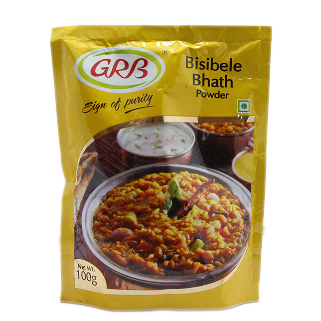 Grb Powder Bisibele Bhath