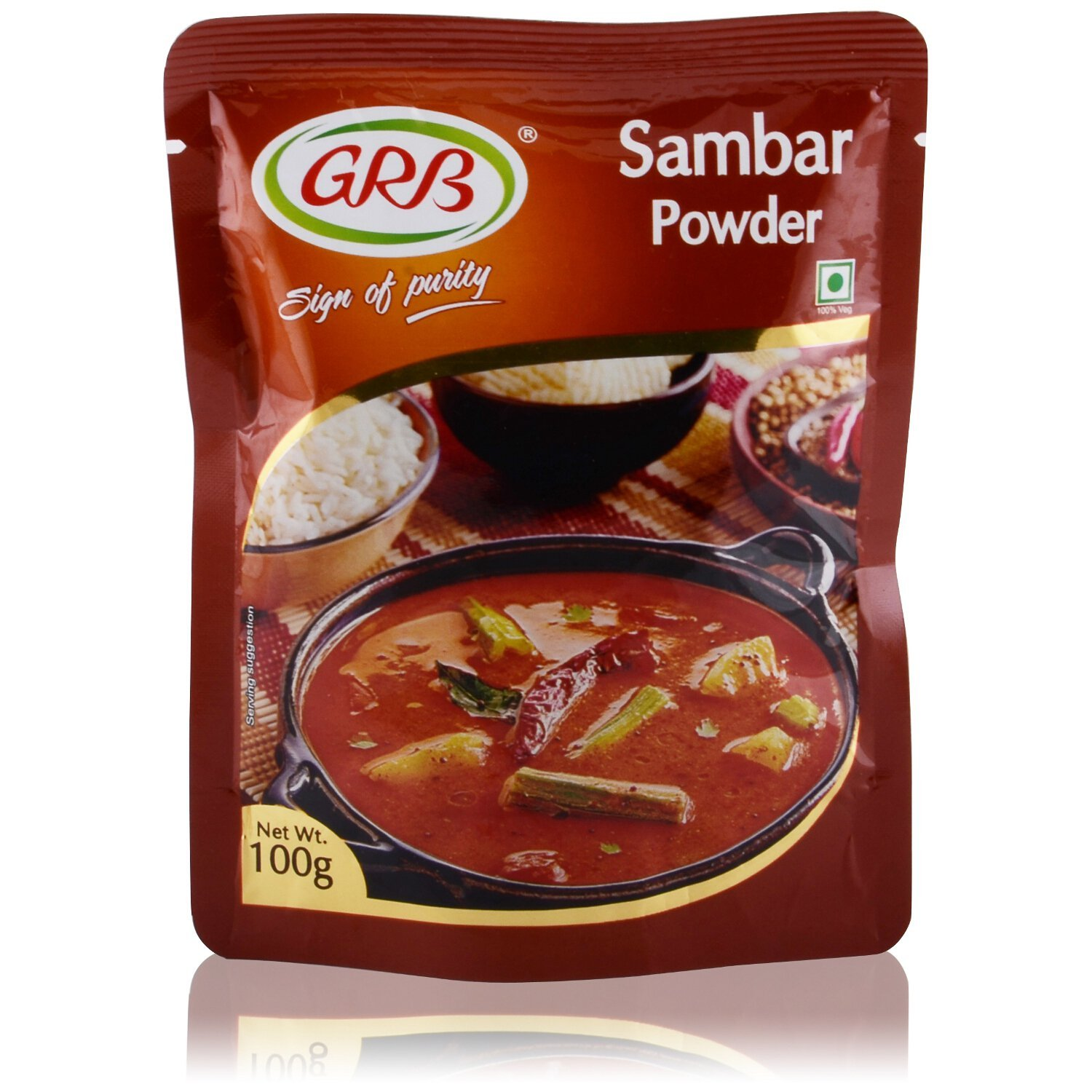 Grb Powder Sambar