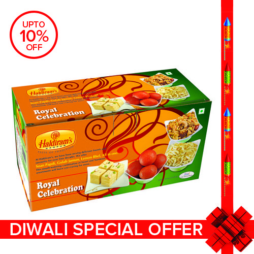 Haldirams Gift Box Royal Celebration