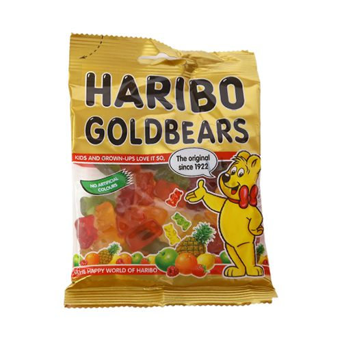 Haribo Gummy Candies Goldbears