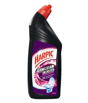 Harpic Germ and Stain Blaster Floral