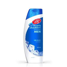 Head and Shoulder Anti Dandruff Shampoo Cool Blast for men