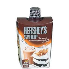 Hersheys Syrup Chocolate Flavour