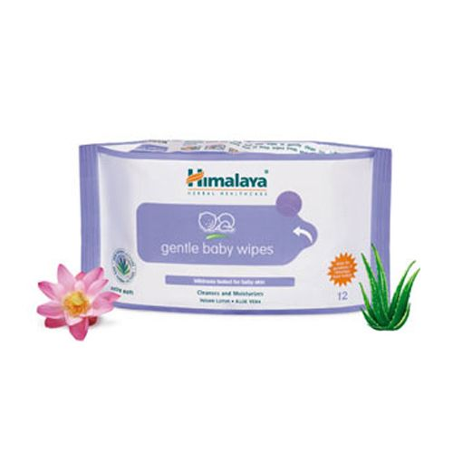 Himalaya Baby Wipes Gentle