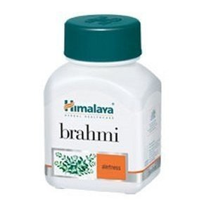 Himalaya Brahmi Alertness 250mg 60 pcs Bottle