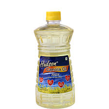 Hudson Canola Oil Pure and Natural