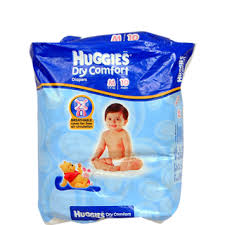 Huggies Dry Comfort Medium 5 to 11 kg