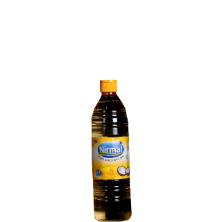 KLF Nirmal Pure Coconut Oil Bottle