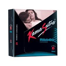 Kama Sutra Condoms Ribbed