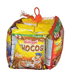 Kelloggs Chocos Variety Pack Pouch