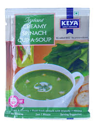 Keya Cup A Soup Creamy Spinach