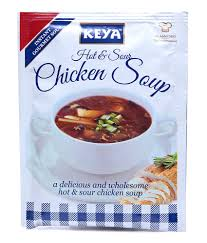 Keya Instant Soup Hot n Sour Chicken