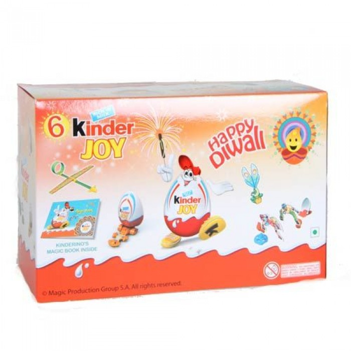 Kinder Joy Box Pack
