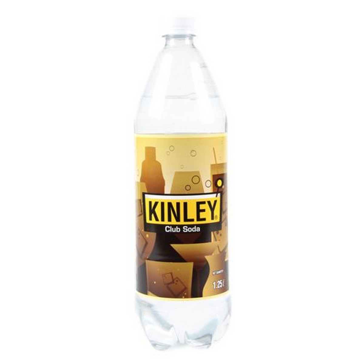 Kinley Club Soda