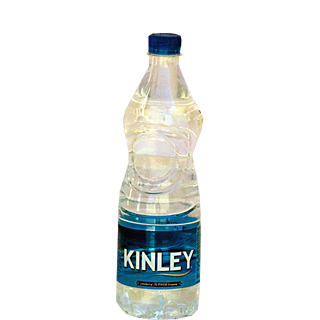 Kinley Water Bottle