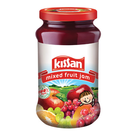 Kissan Mix Fruit Jam