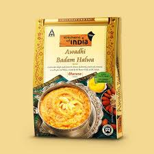 Kitchens Of India Halwa Awadhi Badam