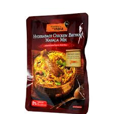 Kitchens Of India Hyderabadi Chicken Biryani Masala  mix