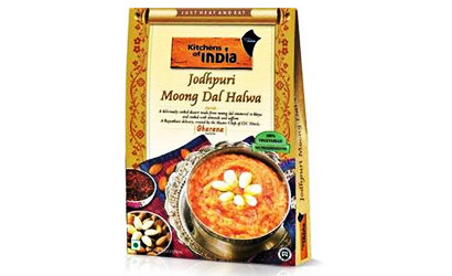 Kitchens Of India Jodhpuri Moong Dal Halwa Ready To Cook Meal