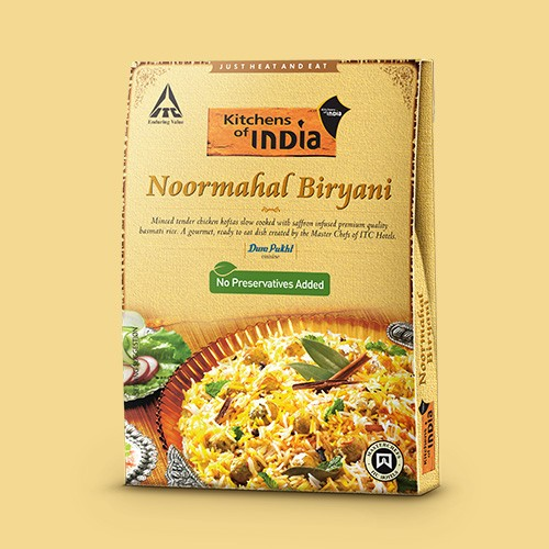Kitchens Of India Masala Mix Noormahal Biriyani