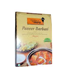 Kitchens Of India Paneer Darbari Ready To Cook Meal