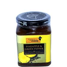Kitchens Of India Pineapple and Green Pepper